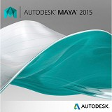 AUTODESK Maya 2015 [657G1-G1571C-1001] - Software Animation / 3D Licensing